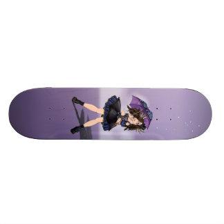 Raimei Murasaki Skate Board