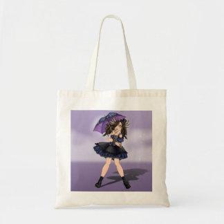 Raimei Murasaki Tote Bag