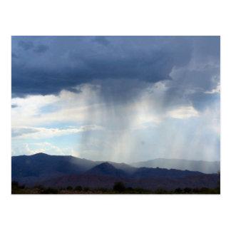 Rain 1 postcard