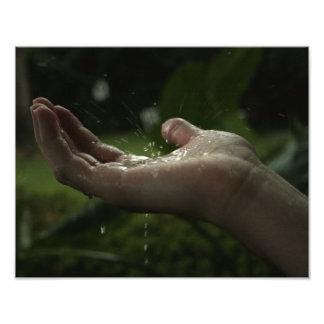 Rain Art Photo