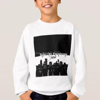Rain City Paranormal -- Cityscape Sweatshirt