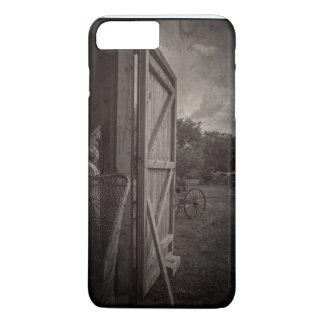 Rain clears - sepia iPhone 7 plus case