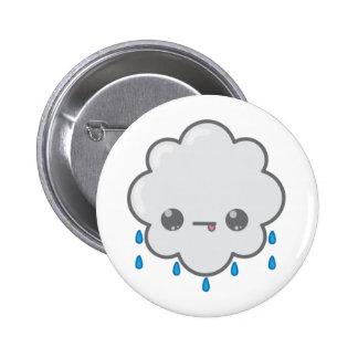rain cloud button