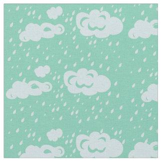 Rain Clouds Fabric