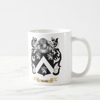 Rain Coat of Arms (Family Crest) Coffee Mug