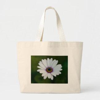 Rain Daisy Canvas Bag