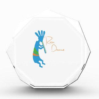 Rain Dance Acrylic Award
