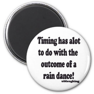 rain dance fridge magnets