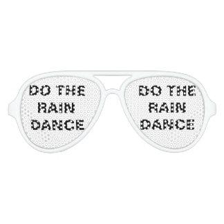 Rain Dance Shades Aviator Sunglasses