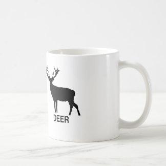Rain Deer Coffee Mug