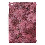 Rain Drop Japanese Maple Tree iPad Mini Case