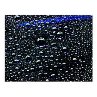 Rain Drop Postcard