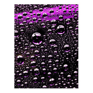 Rain Drop Post Cards