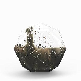 Rain Drops Acrylic Award