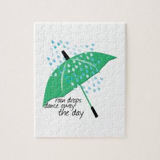 Rain Drops Dance Puzzles
