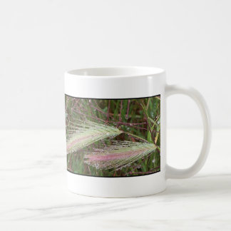 Rain Drops/Grasses Mug