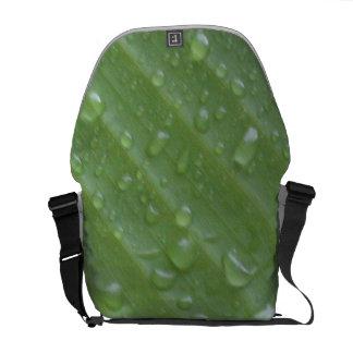 Rain Drops MF Courier Bag