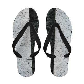 Rain drops sandals