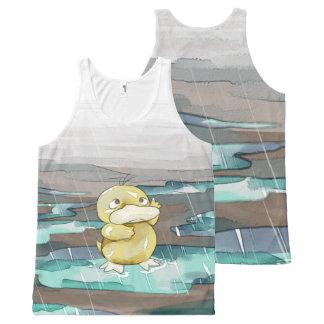 Rain Duck All-Over-Print Tank Top