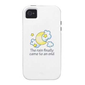 RAIN ENDED VIBE iPhone 4 COVERS