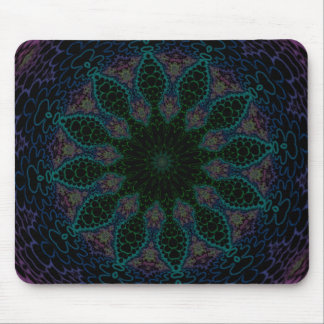 Rain Forest Flower - Number Two Mouse Pad
