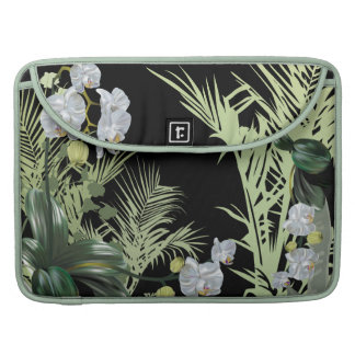 Rain Forest Orchid Sleeve For MacBooks