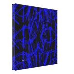 Rain Gallery Wrapped Canvas