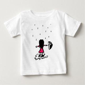 Rain.gif Baby T-Shirt