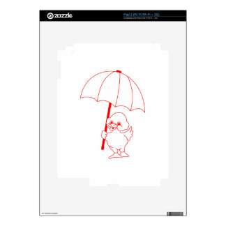 Rain Go Away iPad 2 Skins