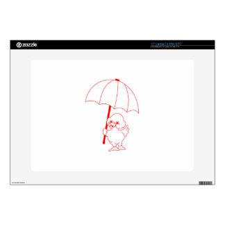 Rain Go Away Laptop Skins