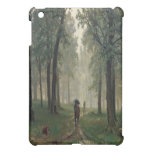 'Rain in an Oak Forest' Case For The iPad Mini