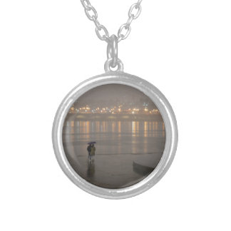 Rain in Seoul Personalized Necklace