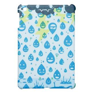 Rain. iPad Mini Cover