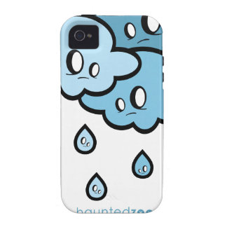 Rain Iphone 4/4s Cover by haunted zoo