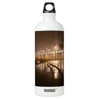 Rain Light Night Water Bottle
