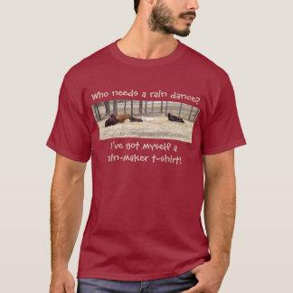 Rain-Maker (Cows Are Lying Down) T-Shirt