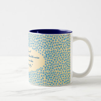 Rain Mug- Meraki Shop Two-Tone Coffee Mug