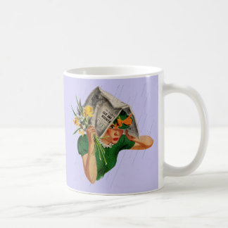rain not in the forecast coffee mug