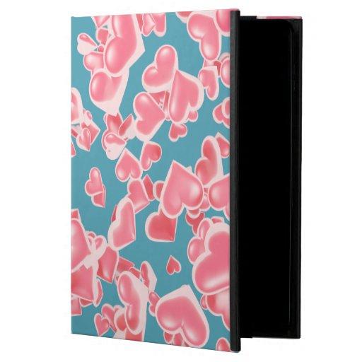 Rain of hearts powis iPad air 2 case