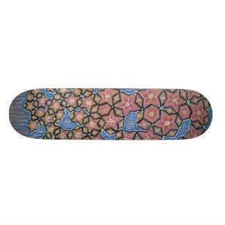 Rain of Stars Skate Board
