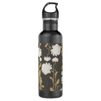 Rain Of The Flower Stainless Steel Water Bottle