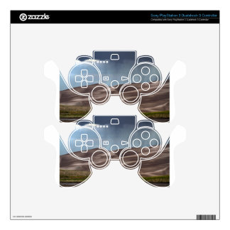 Rain on the Great Sand Dunes PS3 Controller Decal