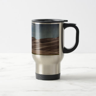 Rain on the Great Sand Dunes Travel Mug