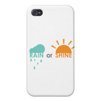 Rain or Shine Covers For iPhone 4