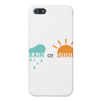 Rain or Shine Cover For iPhone 5