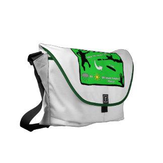 Rain Or Shine Ultimate Frisbee Player Bag