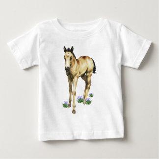 Rain Quarter Horse Filly Baby T-Shirt