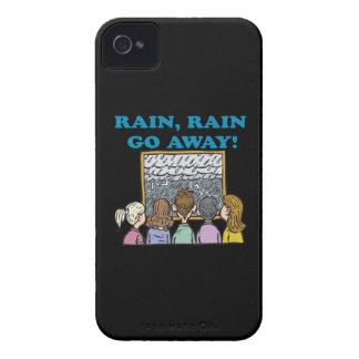 Rain Rain Go Away iPhone 4 Cover