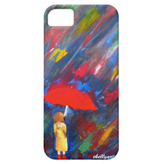 Rain, Rain Go Away iPhone 5 Case