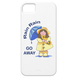 RAIN RAIN GO AWAY iPhone 5 COVER